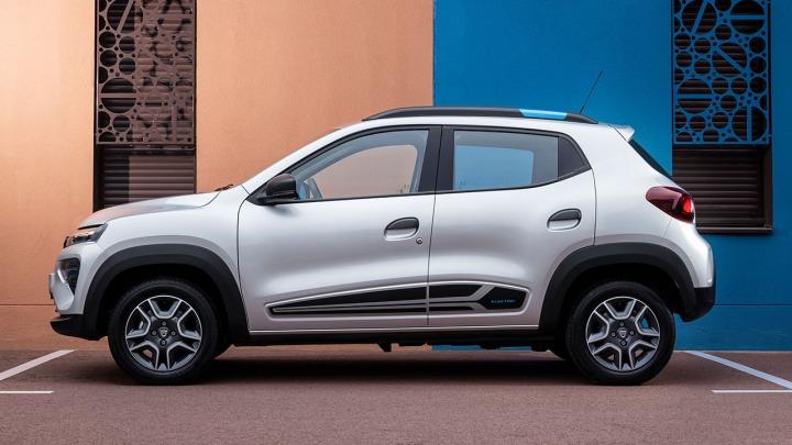 Zupełnie nowa 100% elektryczna Dacia Spring