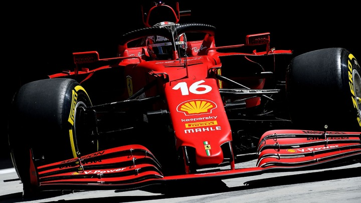 Formuła 1 Grand Prix Francji