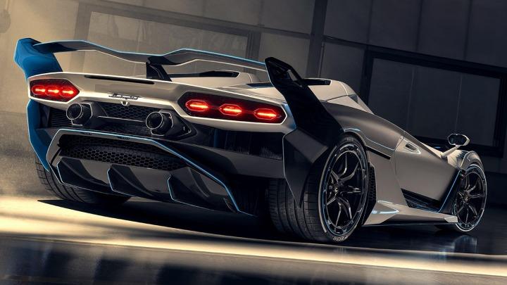 Lamborghini SC20: wyjątkowa wyścigówka z otwartym dachem od Squadra Corse