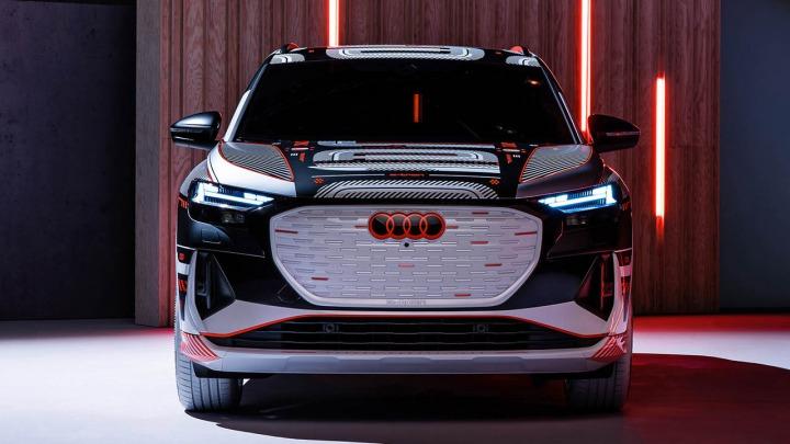 Audi Q4 e-tron prototyp
