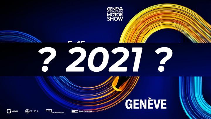 Geneva Motor Show 2021 pod znakiem zapytania