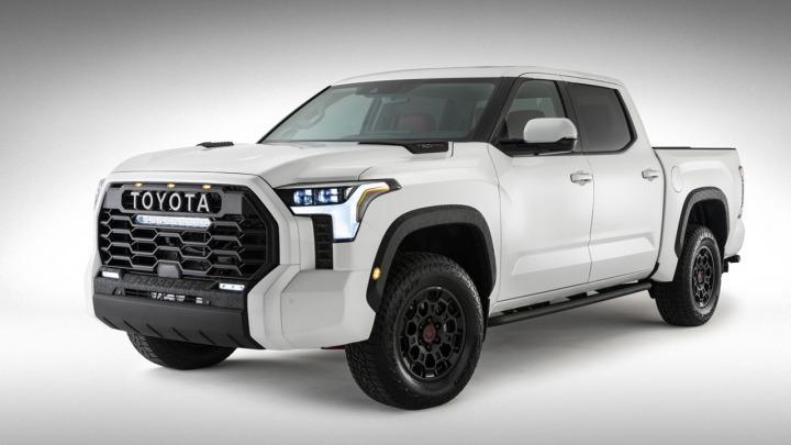 Toyota Tundra pierwsze zdjęcie