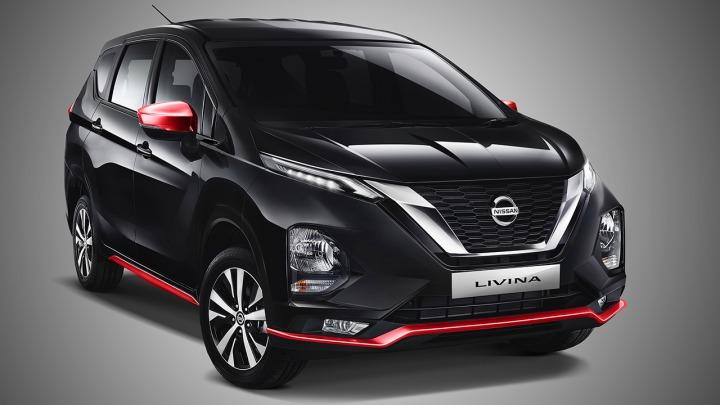 Nissan Livina edycja limitowana Sporty Package tylko 100 sztuk