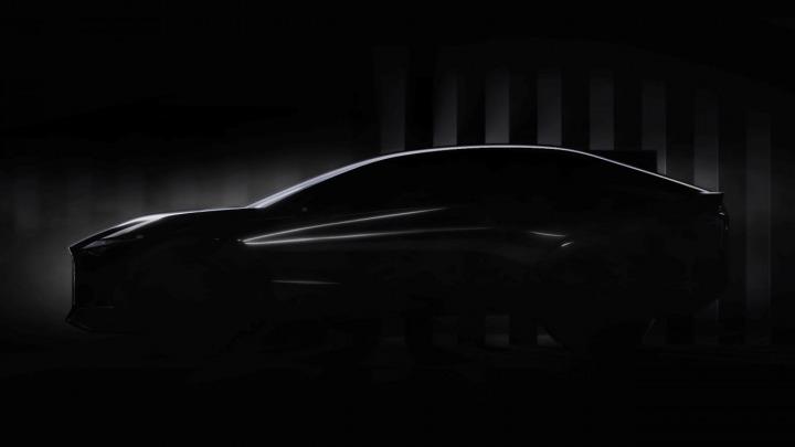 Lexus w przyszłym tygodniu zaprezentuje nowy concept car