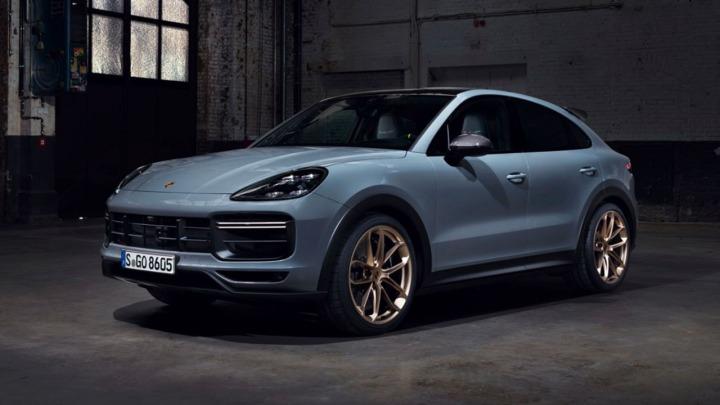 Porsche uzupełnia gamę modeli Cayenne o sportowe Turbo GT