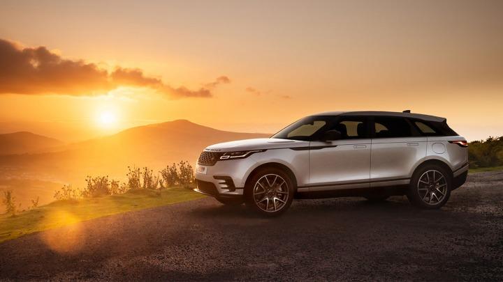 Nowy Range Rover Velar