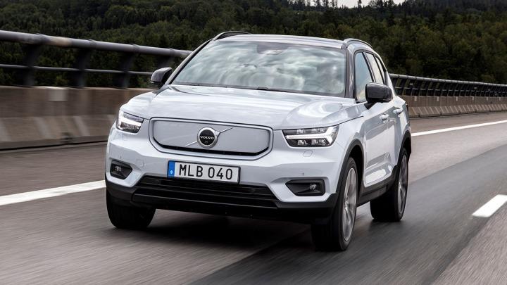 Volvo Cars ma być w pełni elektryczne do 2030roku