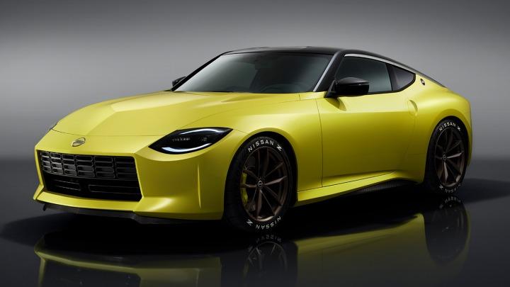 Z Proto nowy sportowy model Nissana