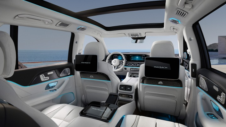 Mercedes-Maybach GLS 600 4MATIC czyli luksus zdefiniowany na nowo