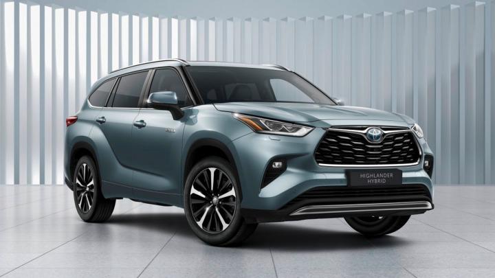 Rusza przedsprzedaż największego SUV-a Toyoty