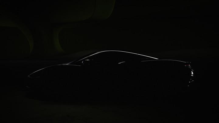McLaren Artura premiera nowego modelu potwierdzona