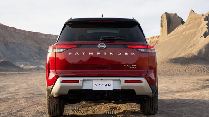 Całkowicie nowy Nissan Pathfinder
