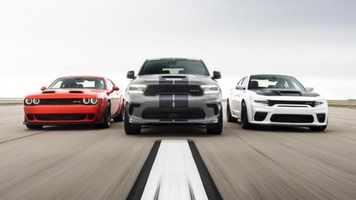 Dodge Muscle w pogoni za mocą. Zobacz wydarzenie online