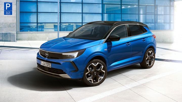 Opel zaprezentował dziś nowego Grandlanda