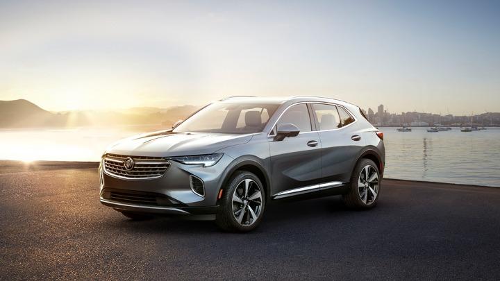 Buick Envision 2021 wzmacnia ofertę SUV-ów klasy premium