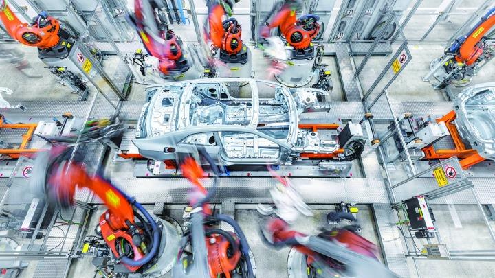 Wycieczka online po fabryce Audi w Ingolstadt