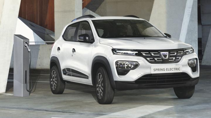 Elektryczna rewolucja Dacii zupełnie nowa Dacia Spring Electric