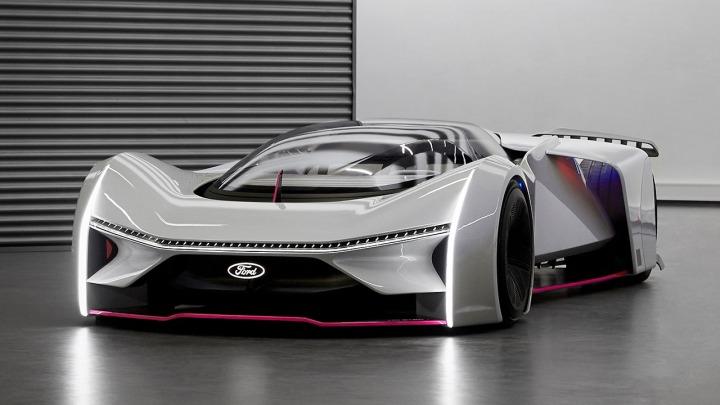 Debiut ekstremalnego samochodu wyścigowego Team Fordzilla P1