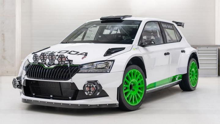 Tylko 12 egzemplarzy Skody Fabia Rally2 evo Edition120