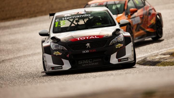 Podwójne podium dla Peugeot w serii TCR