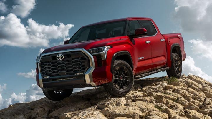 Potężna Toyota Tundra nowej generacji