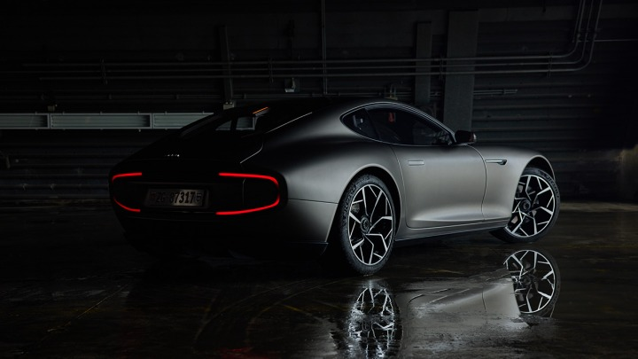 Nowy elektryczny samochód sportowy Piëch GT