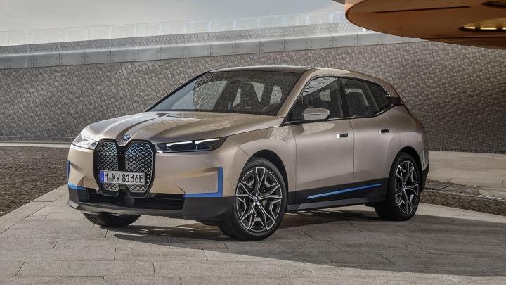 Światowa premiera nowego BMW iX