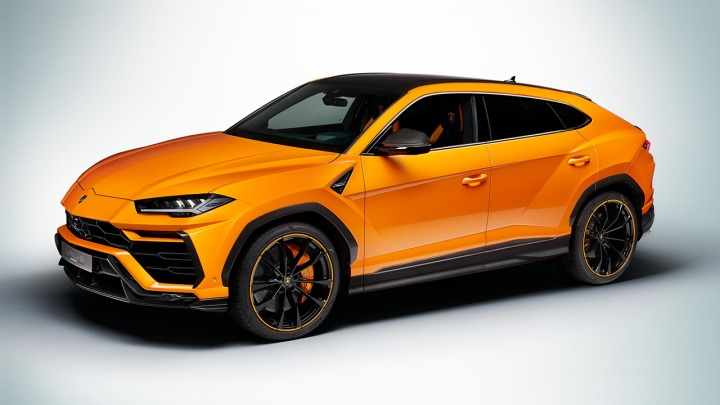 Lamborghini Urus nowe możliwości personalizacji z pakietem Pearl Capsule
