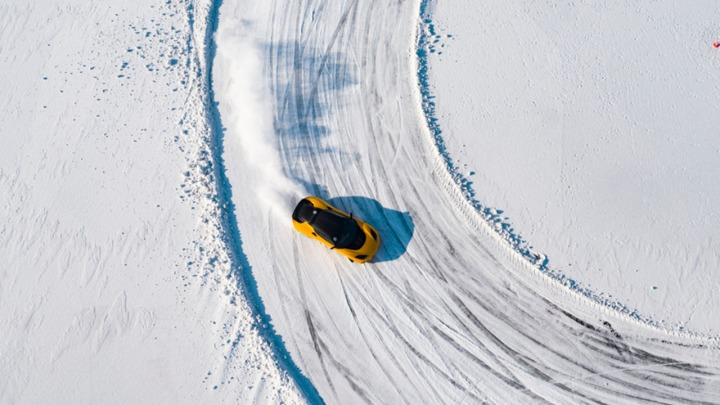 Lotus Winter Driving Academy