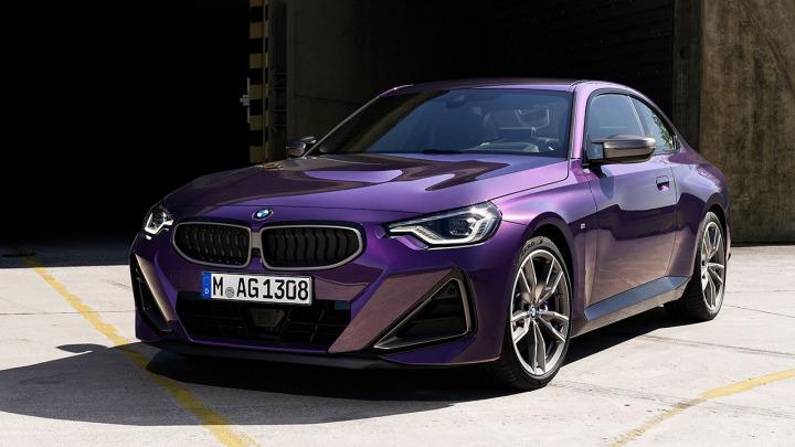 Sportowy charakter nowego BMW serii 2 Coupe