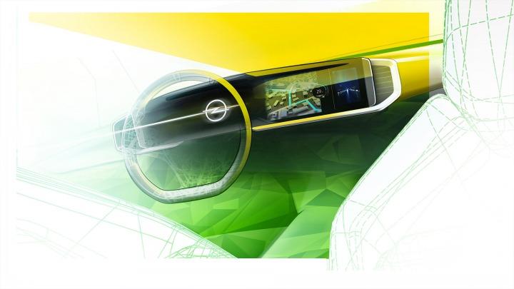 Nowy Opel Mokka przedstawia przyszły cyfrowy kokpit