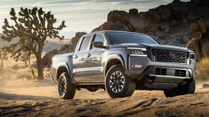 Zupełnie nowy Nissan Frontier debiutuje w USA