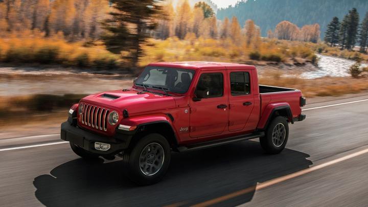Jeep Gladiator debiutuje w Salonach sprzedaży Jeepa w całej Europie