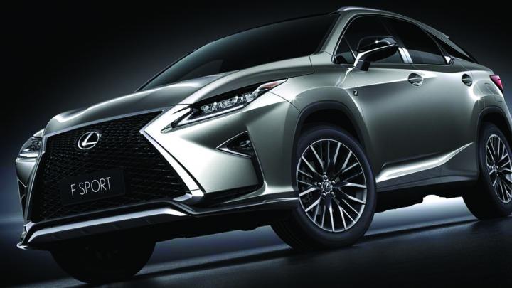 Lexus szykuje nowy model? Coraz więcej informacji o flagowym SUV