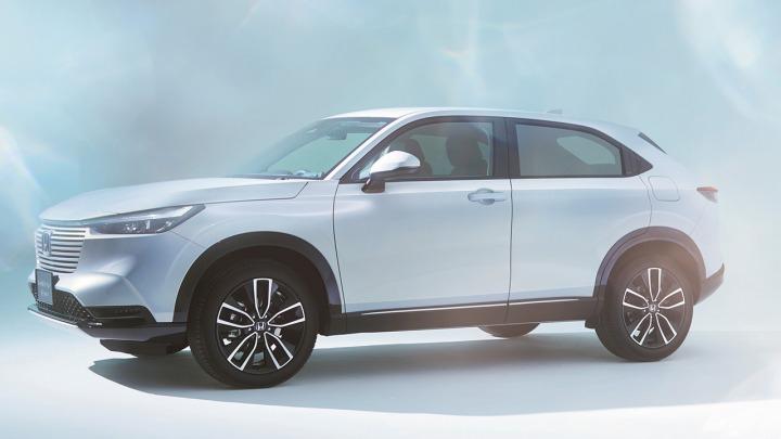 Nowa Honda HR-V Hybrid nowej generacji