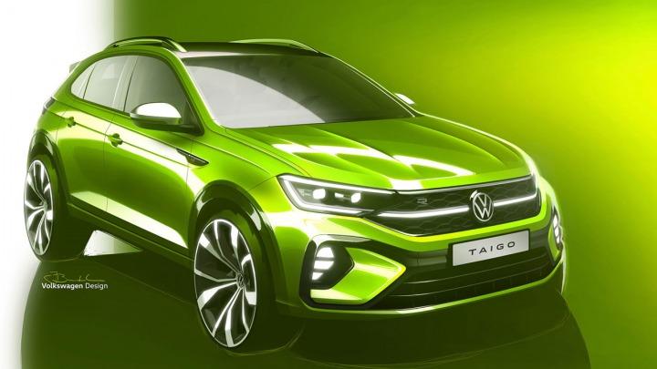 Taigo nowy model Volkswagena