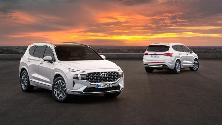Hyundai prezentuje nowego Santa Fe