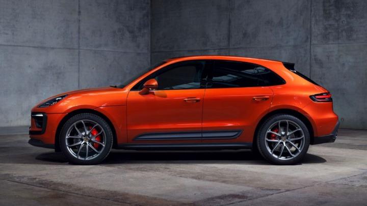 Porsche wprowadza na rynek nowego Macana