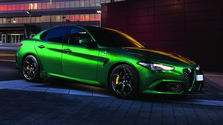 Nowa Alfa Romeo Giulia premiera online