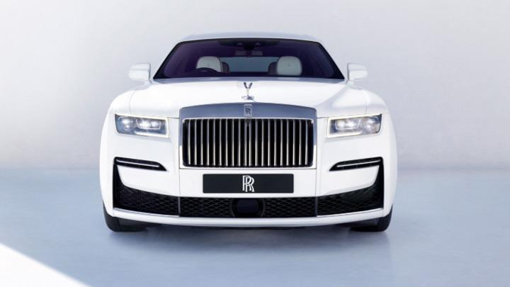 Zupełnie nowy Rolls-Royce Ghost