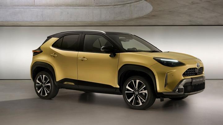 Yaris Cross najoszczędniejszy hybrydowy SUV marki