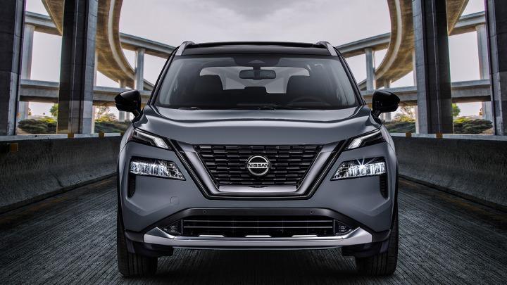 Zupełnie nowy Nissan Rogue