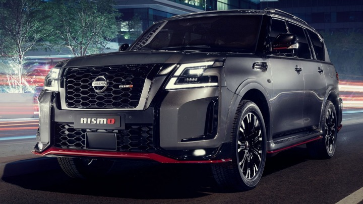 Premiera Nissana Patrol NISMO