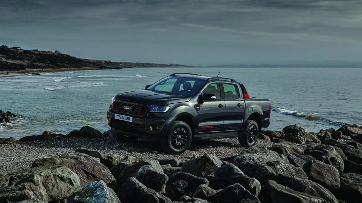 Nowy Ford Ranger Thunder limitowana seria