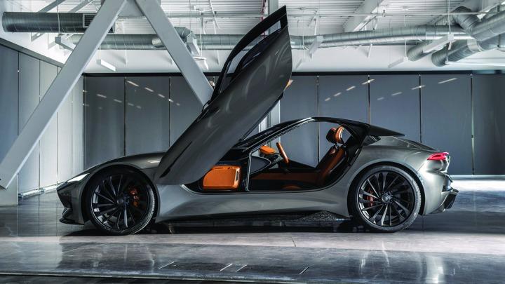 Za 365 dni zobaczymy nowego sedana Karma Revero GTE