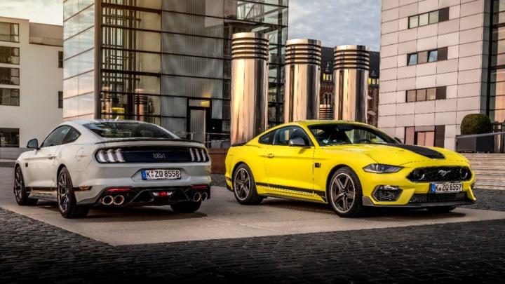 Ford Mustang najlepiej sprzedającym się samochodem sportowym