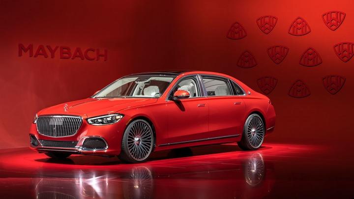 Światowa premiera nowej Klasy S Mercedes-Maybach
