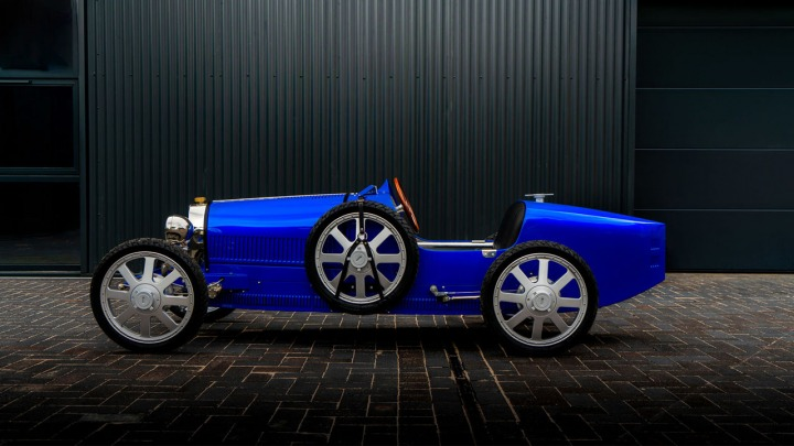 Limitowana edycja Bugatti Baby czyli coś dla kolekcjonerów