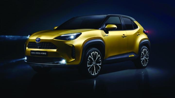 Cross nowy SUV Toyoty na bazie Yarisa