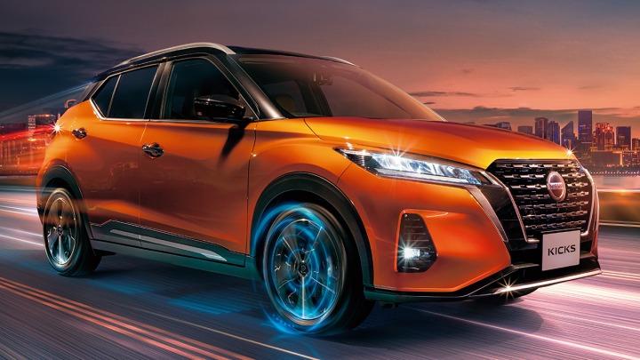 Nowy Nissan Kicks trafi do sprzedaży w Japonii